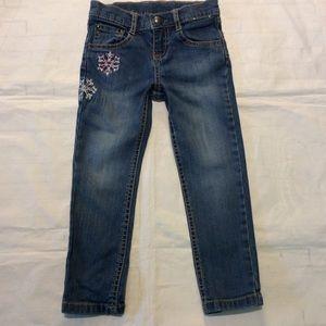 Gymboree SNOWFLAKE Jeans 3